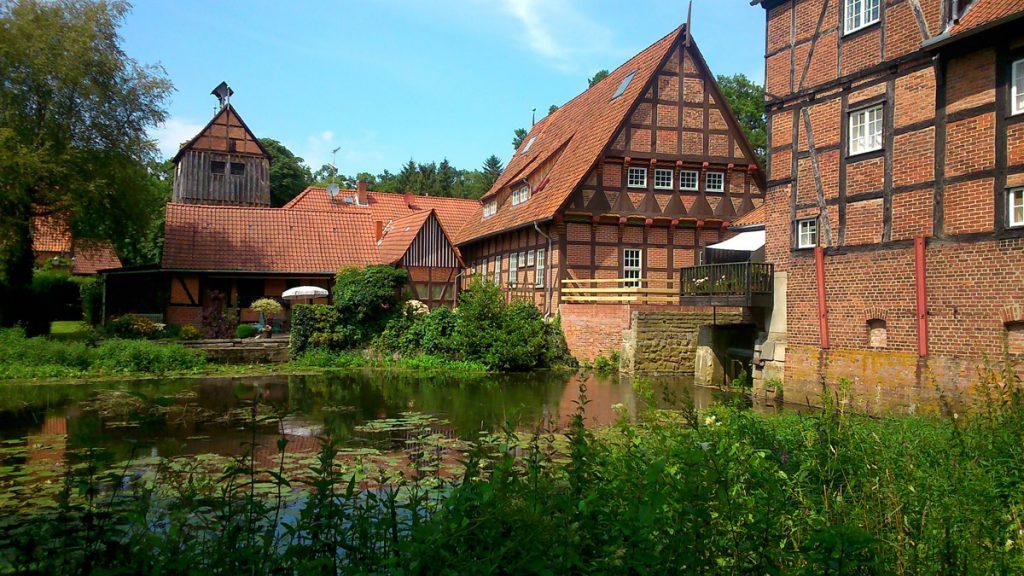 Wassermühle Wienhausen