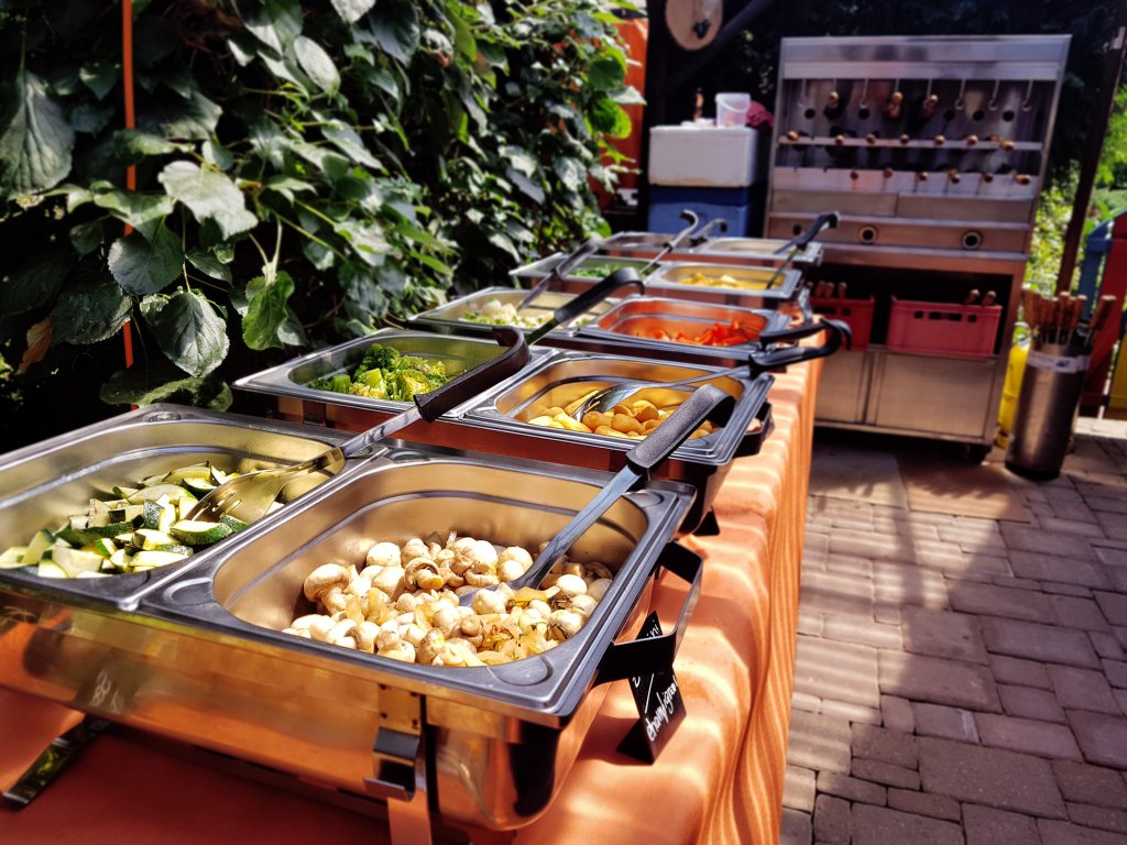 Catering Vom Caterer In Hamburg
