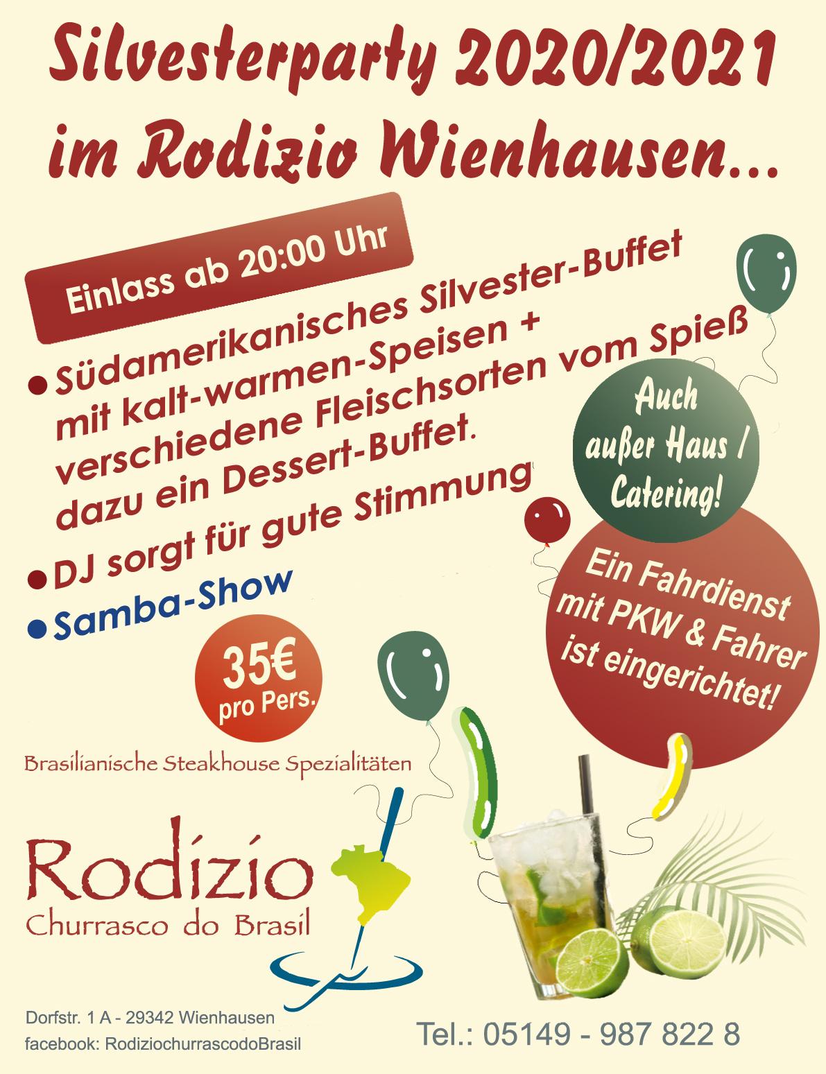 öffnungszeiten Silvester 2021 Niedersachsen